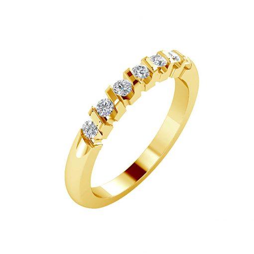 joya anillo compromiso